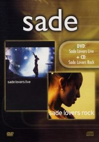 Cover Sade - Lovers Live / Lovers Rock [DVD]